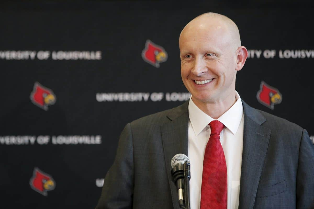 Chris Mack - Louisville