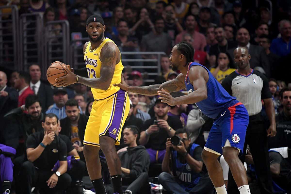 I Clippers battono i Lakers