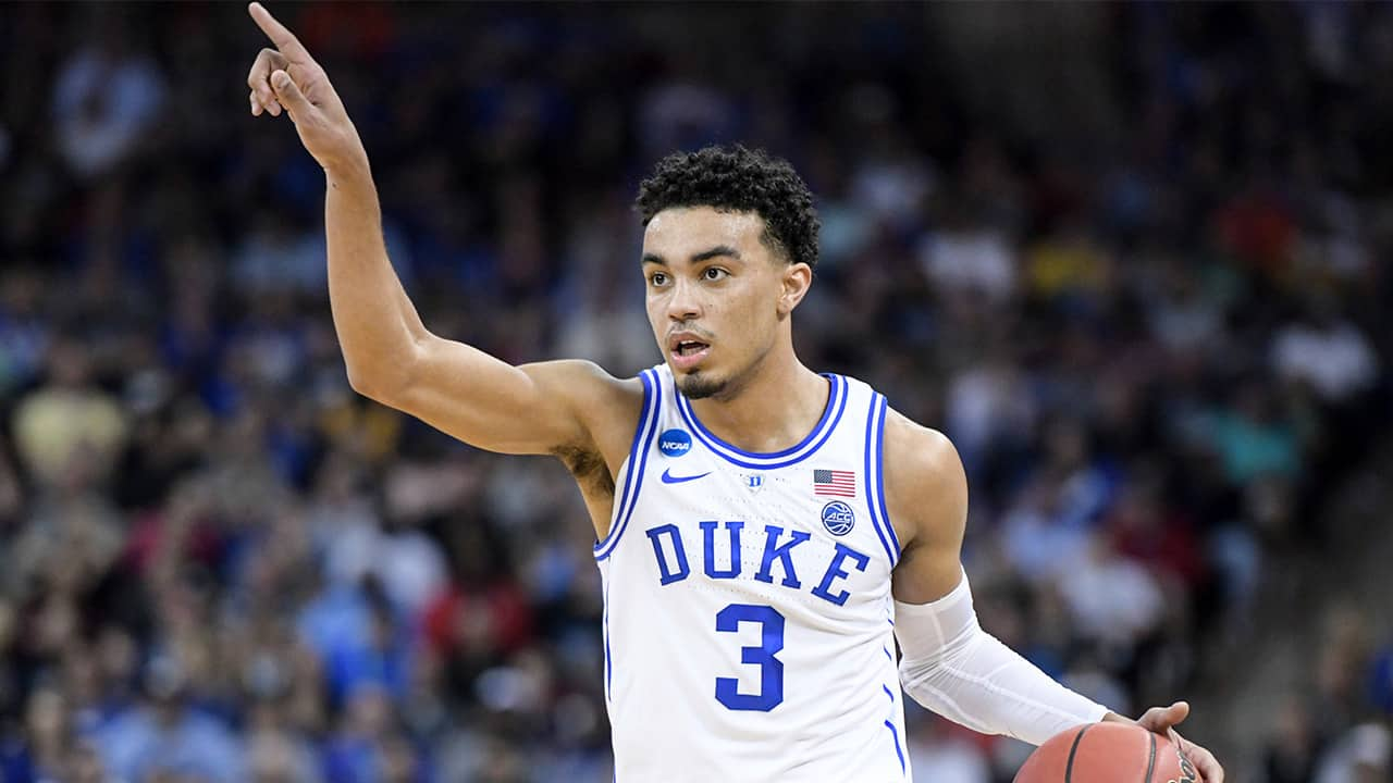 Tre Jones - Duke 2020