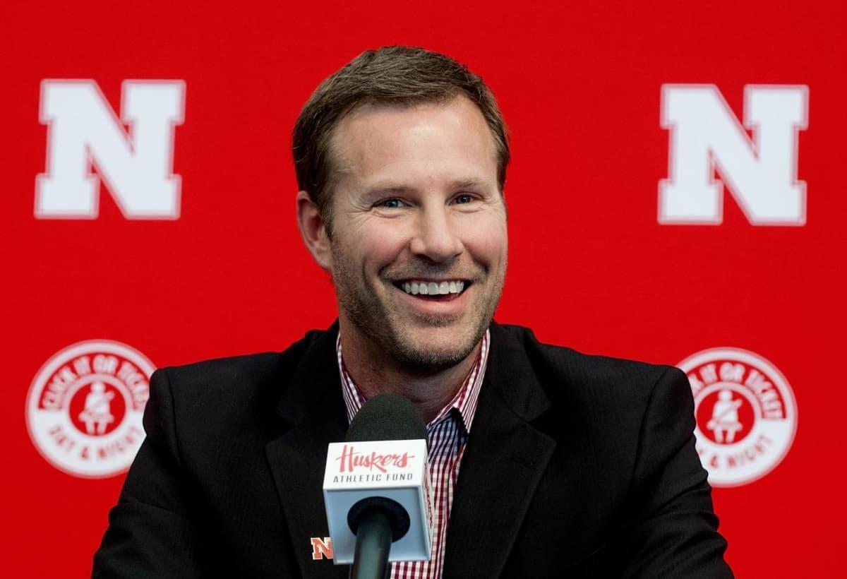 Coach Fred Hoiberg Nebraska