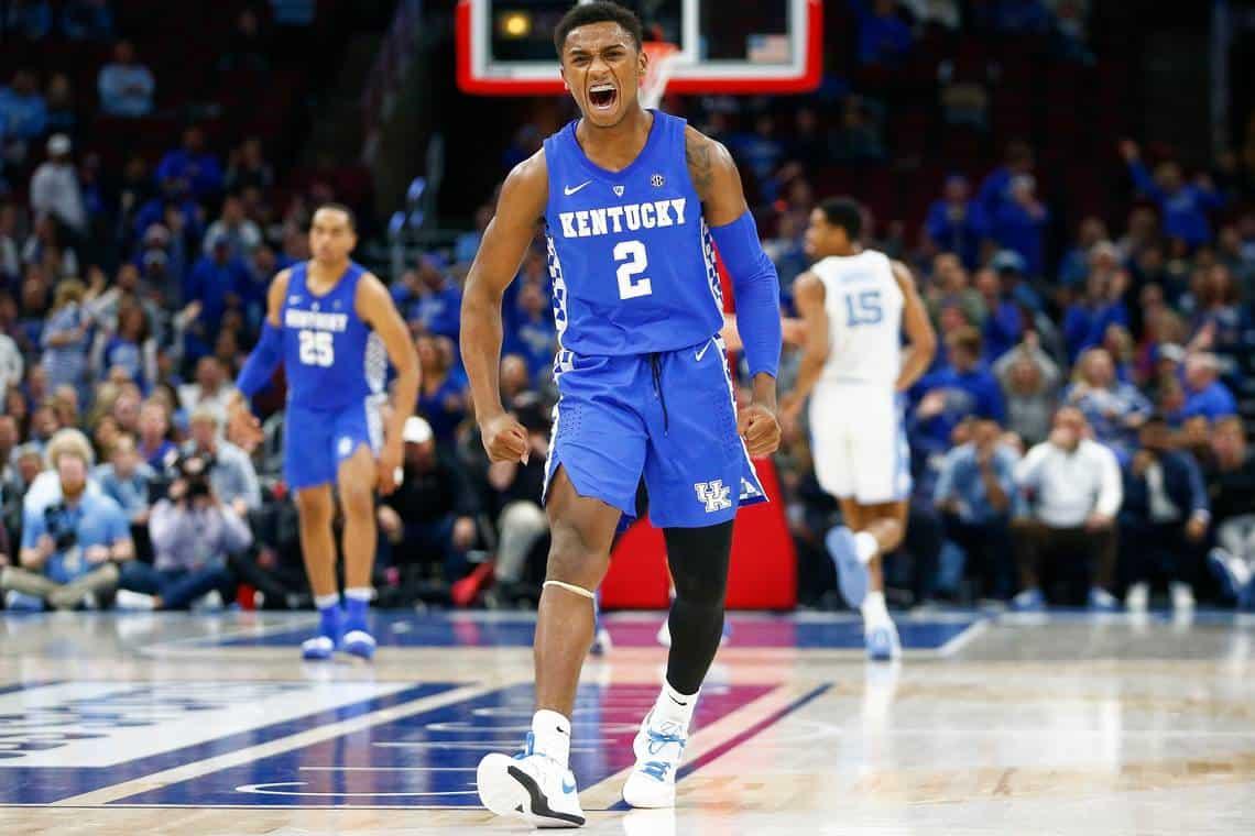 Top 25 – N. 3 – Kentucky