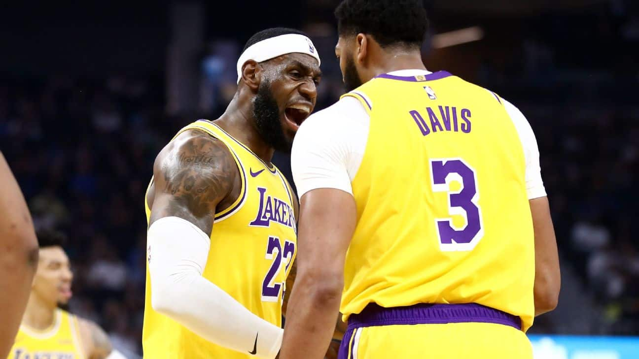 Nba, preview Western Conference in 2 minuti