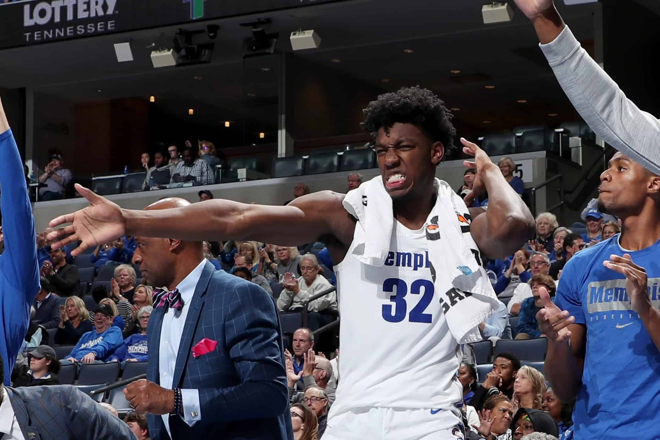 James Wiseman - Memphis - NBA Draft