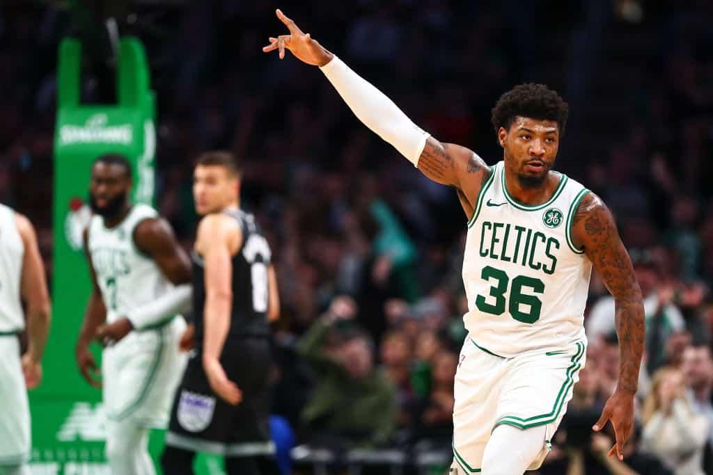 Boston Celtics, sulle ali dell'entusiasmo