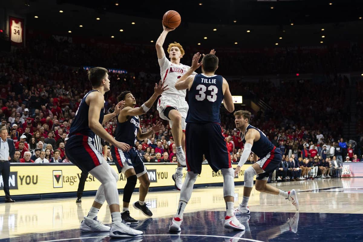 Nico Mannion - Arizona