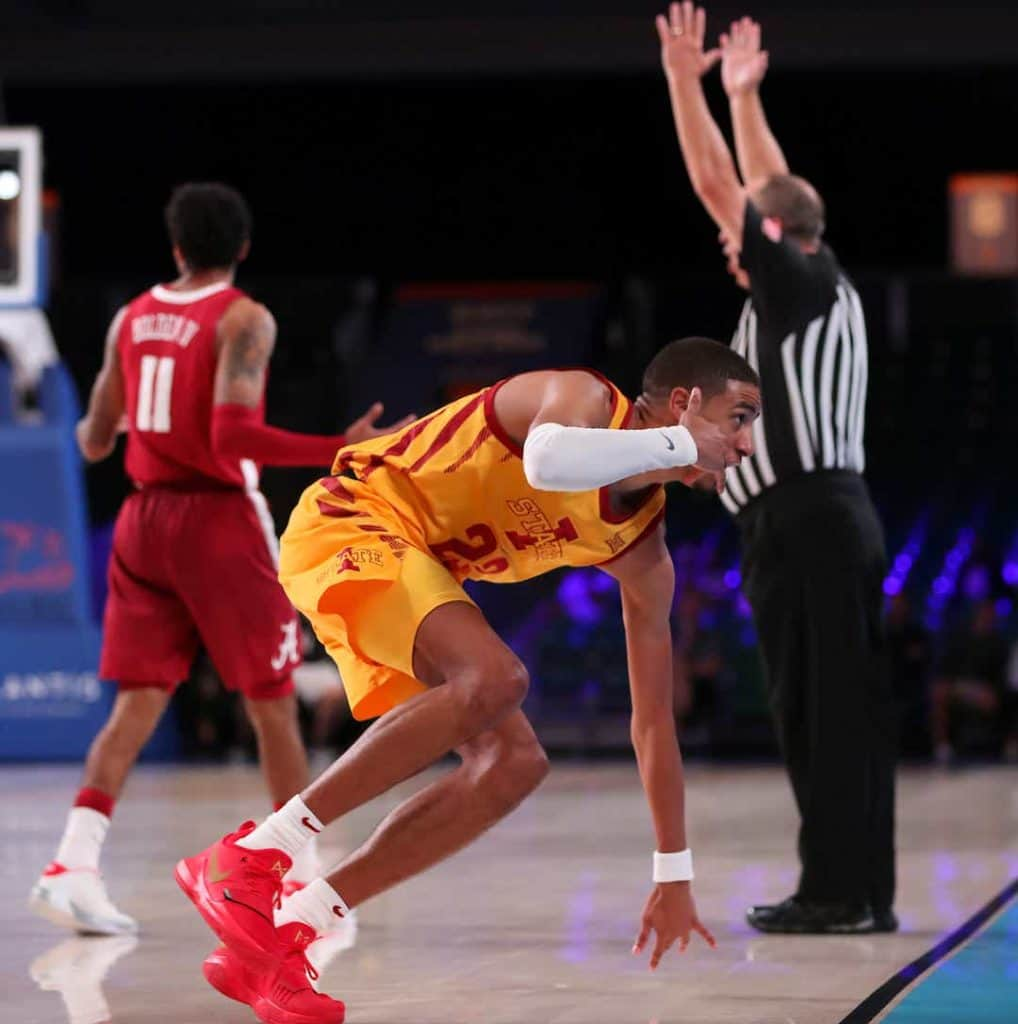 Tyrese Haliburton - Iowa State