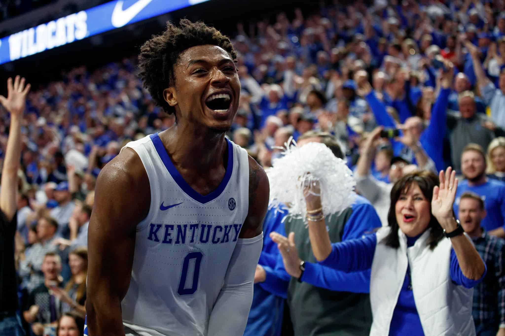 Ashton Hagans Kentucky Louisville photo Hunter Mitchell