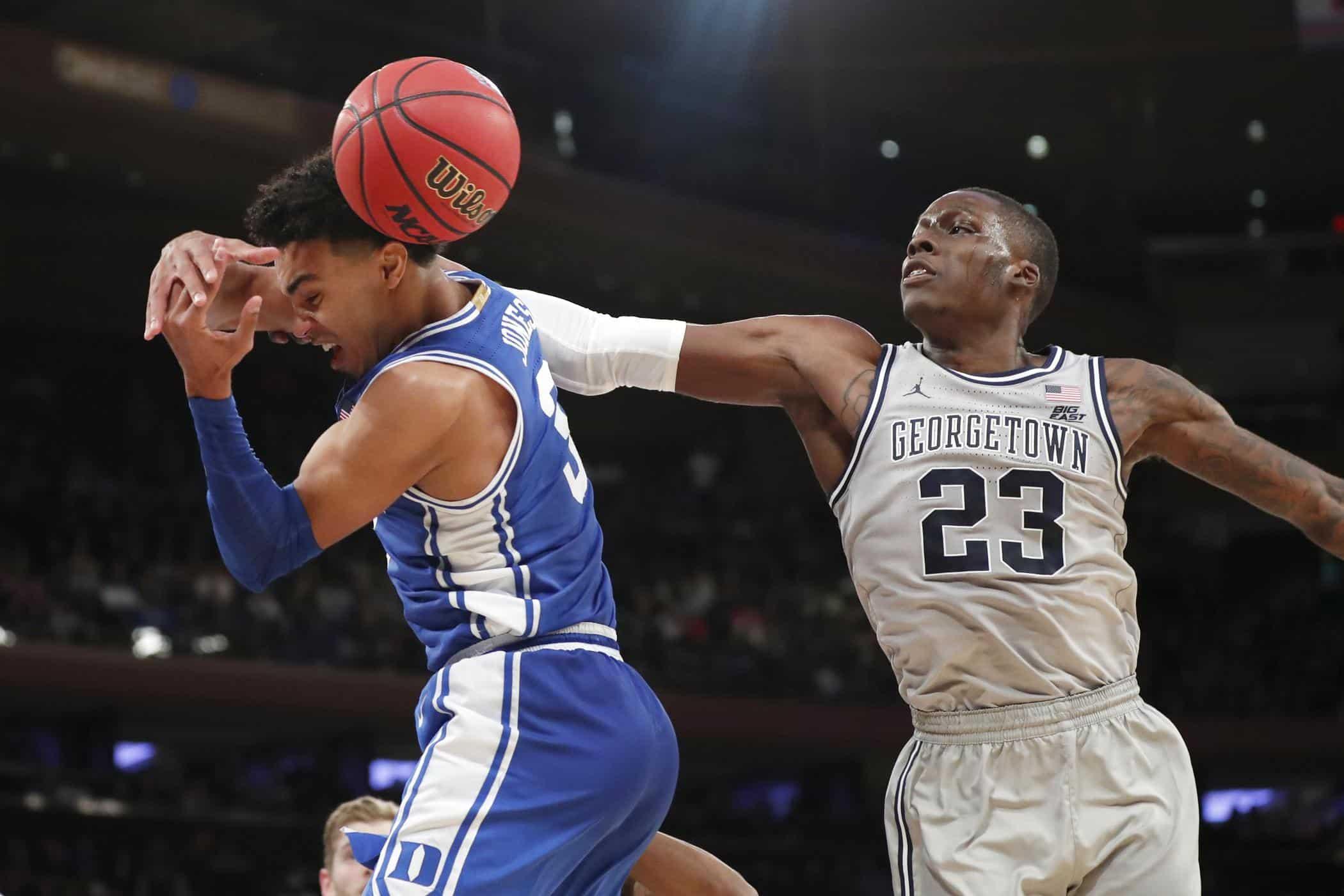 Georgetown perde i pezzi ma non crolla