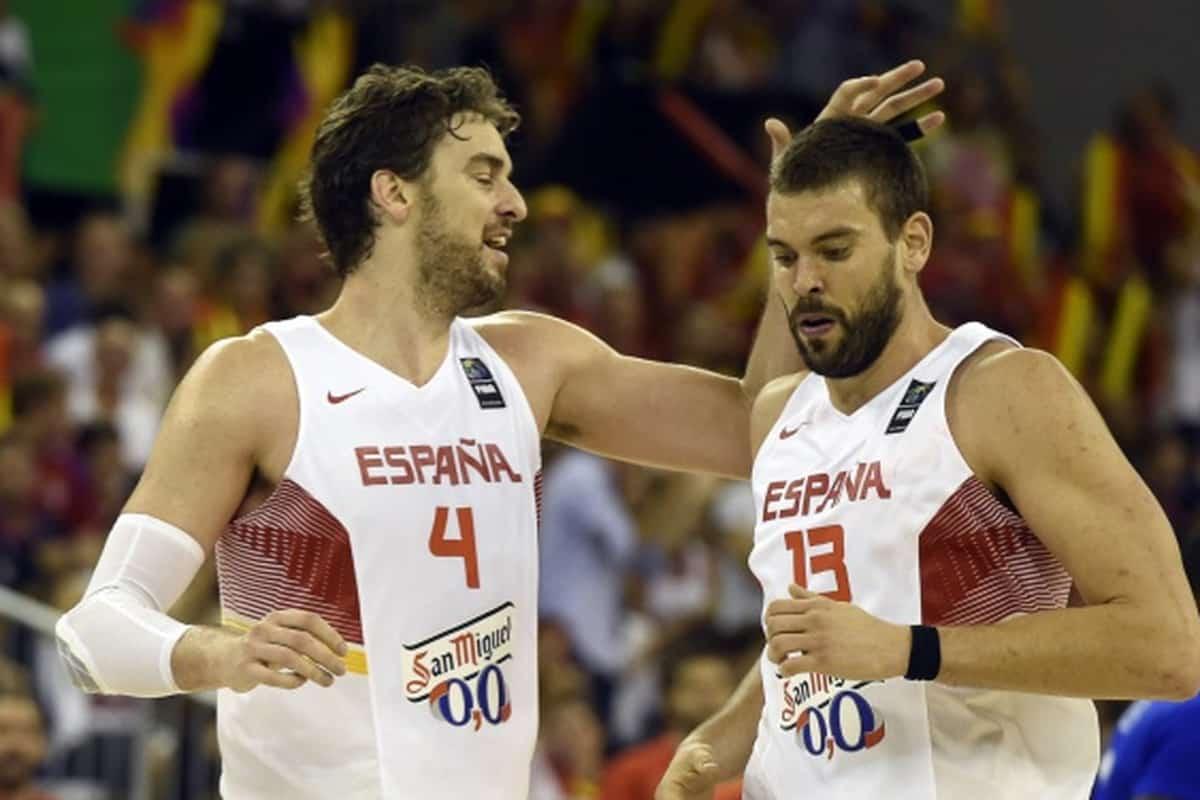 giocatori spagnoli