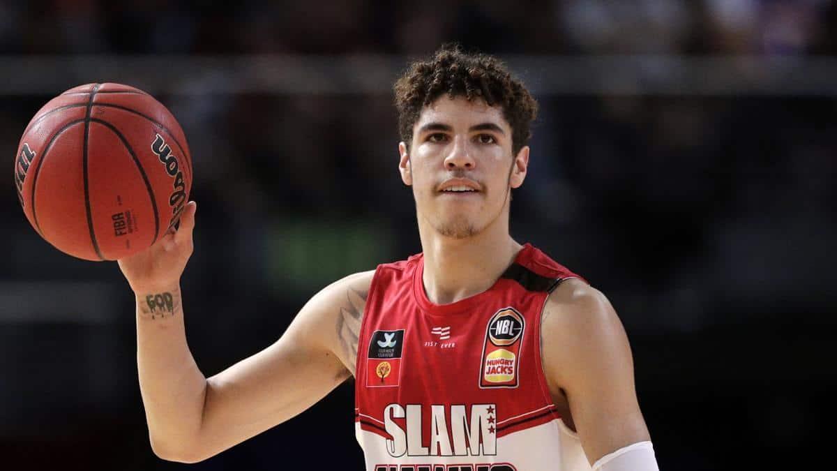 Super Mock Draft NBA, LaMelo vicino alla #1