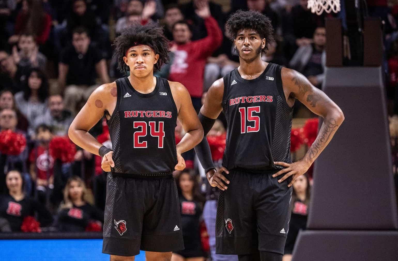 Rutgers: difesa e il duo Harper-Johnson