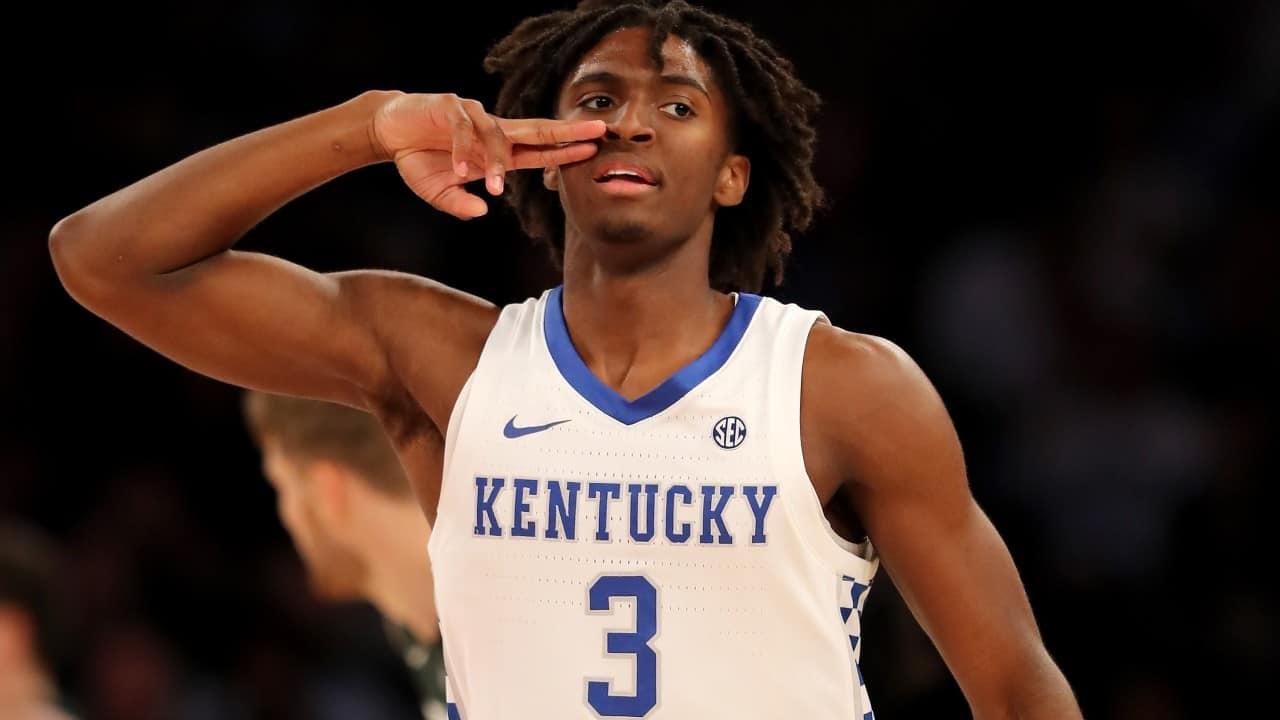 Tyrese Maxey, la nuova stella di Kentucky
