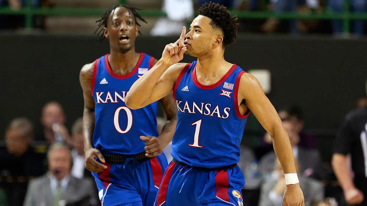 Kansas batte Baylor e torna numero uno