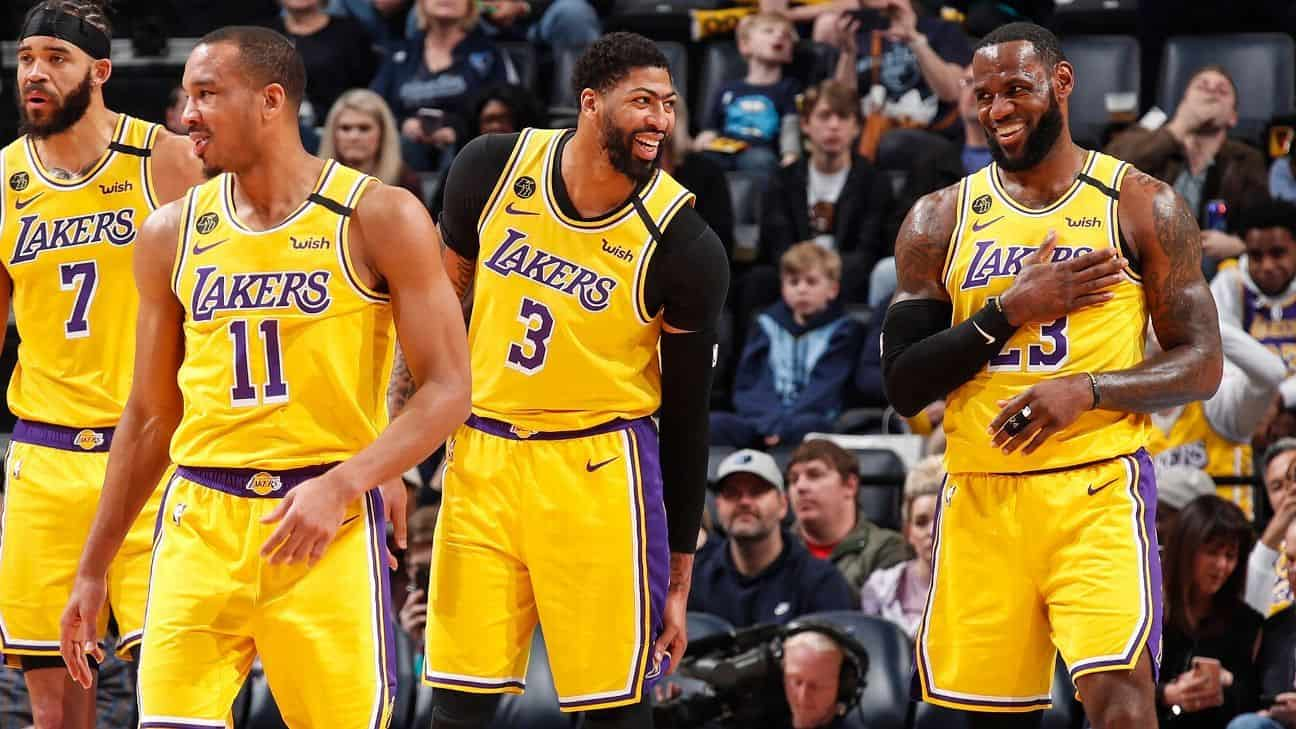 Lakers e Warriors come i Knicks. Valgono 4 miliardi