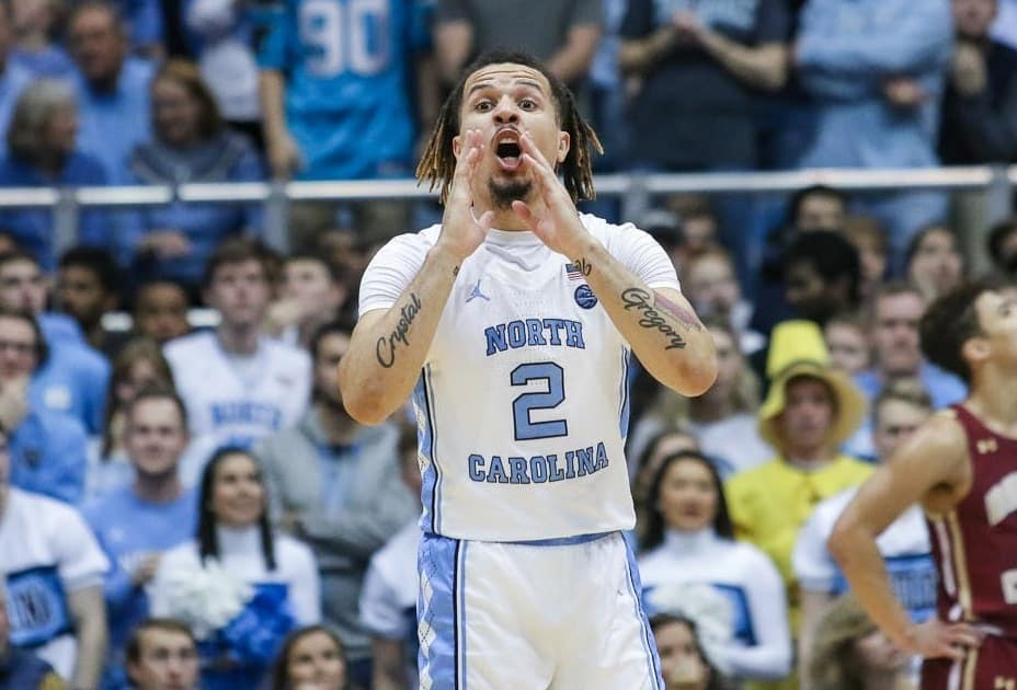 Torna Cole Anthony ma UNC perde ancora