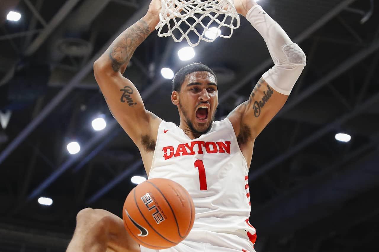 Obi Toppin Dayton Draft