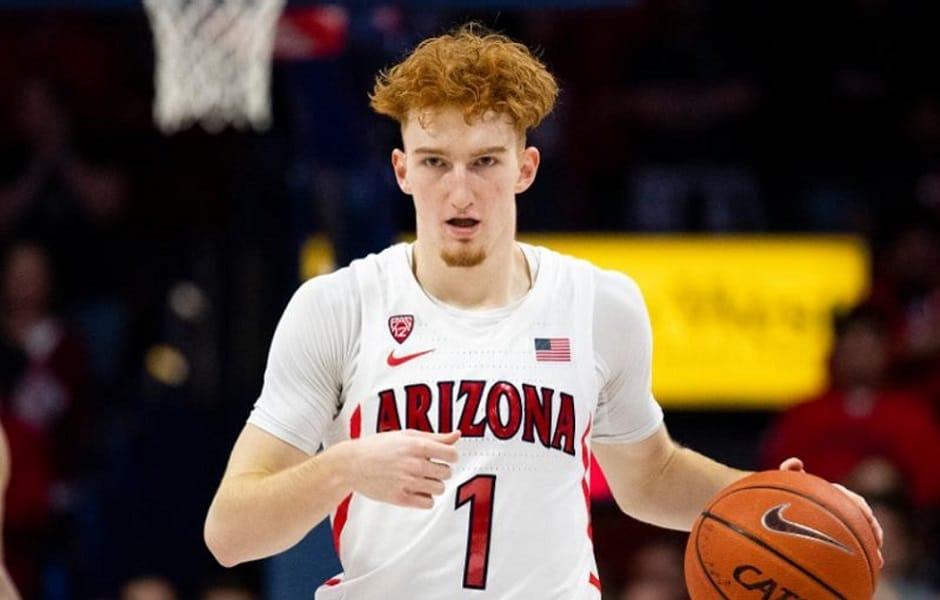 Nico Mannion Arizona Draft