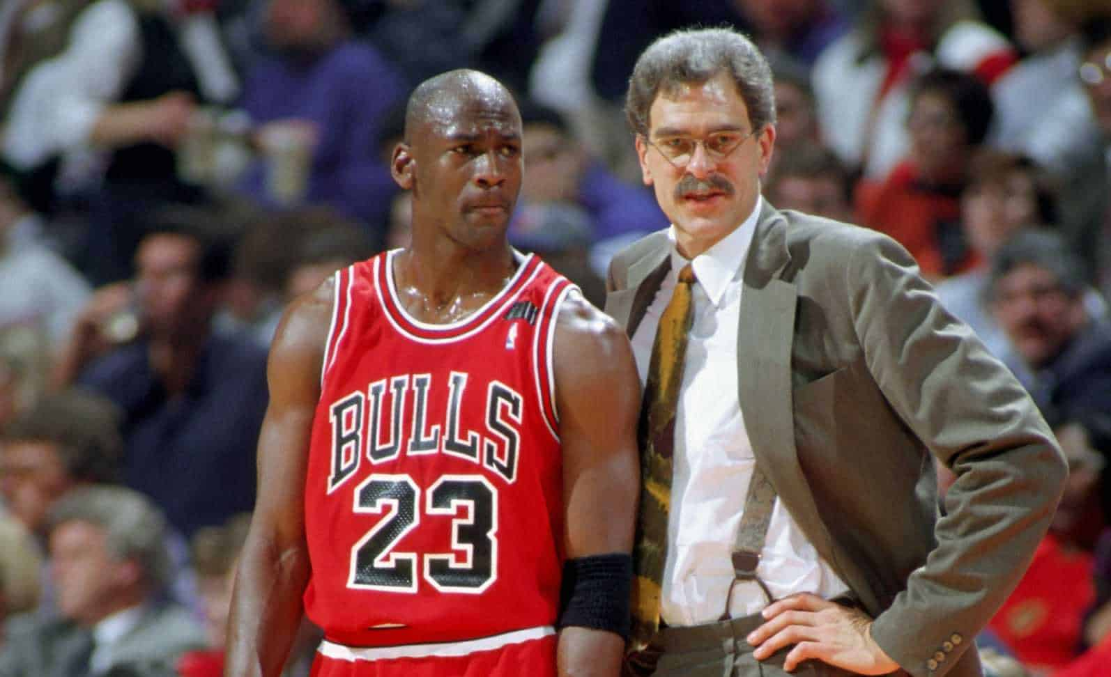 Phil Jackson - Coach of the Year