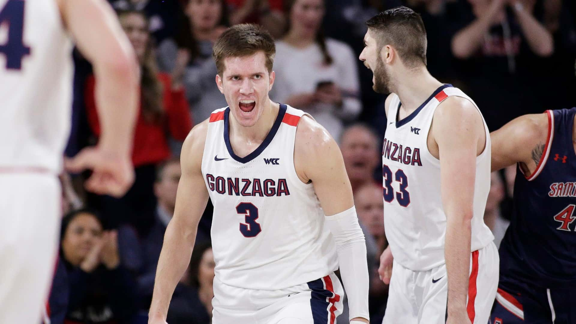 BasketballNCaa - Kuminga e Petrusev
