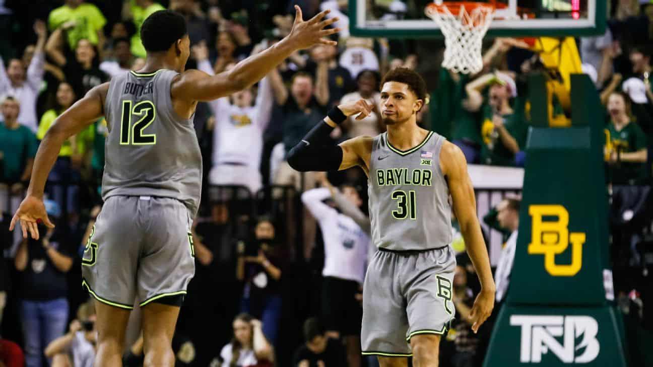 Baylor, Illinois e Gonzaga sorridono alla Deadline