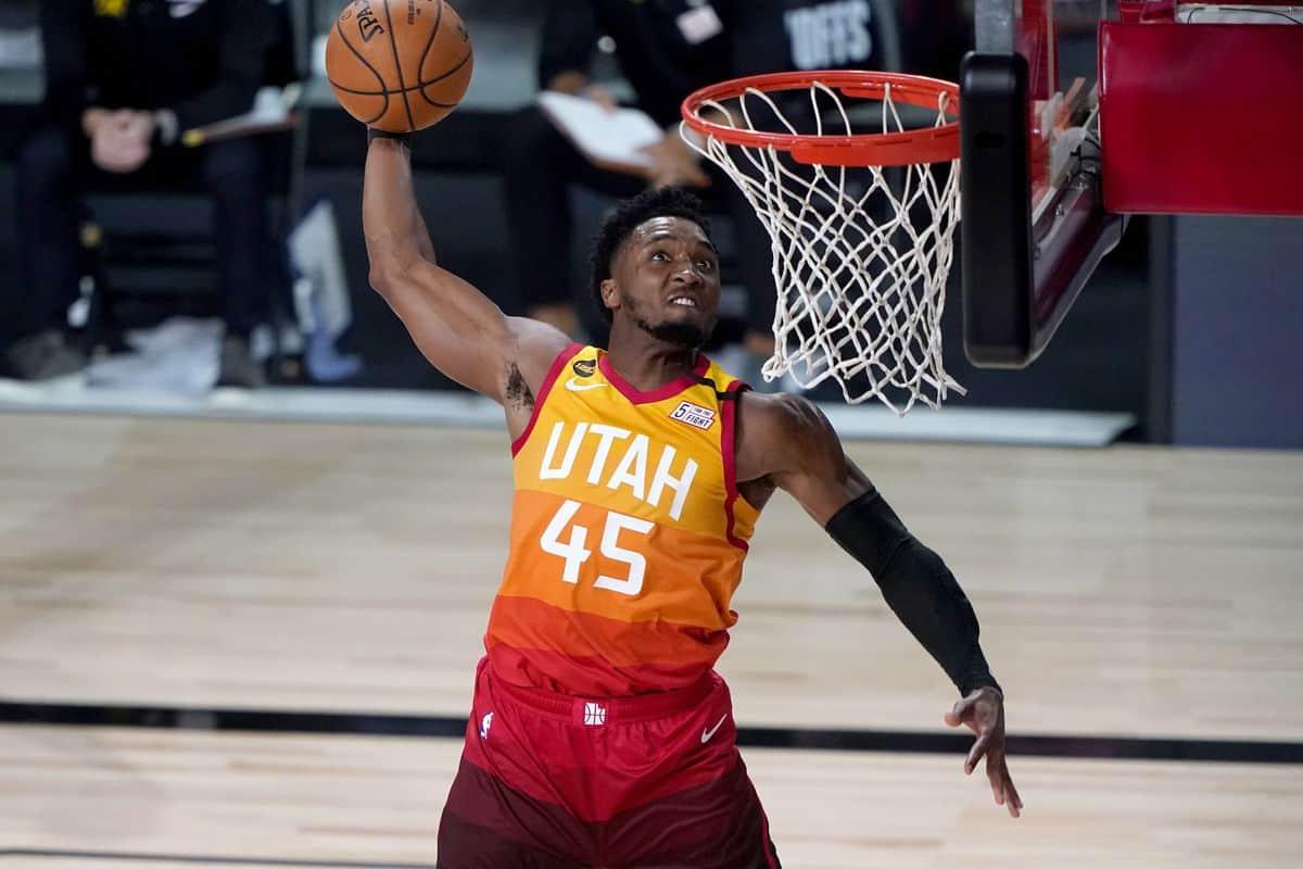 BasketballNcaa - Donovan Mitchell