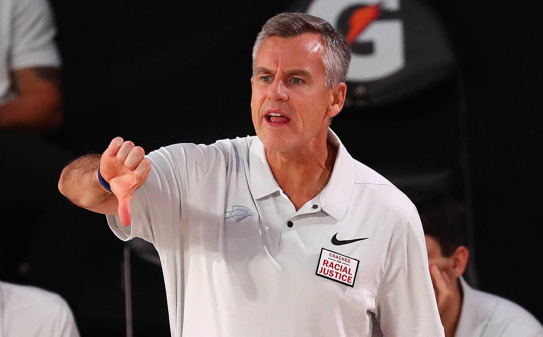 BasketballNcaa - Billy Donovan