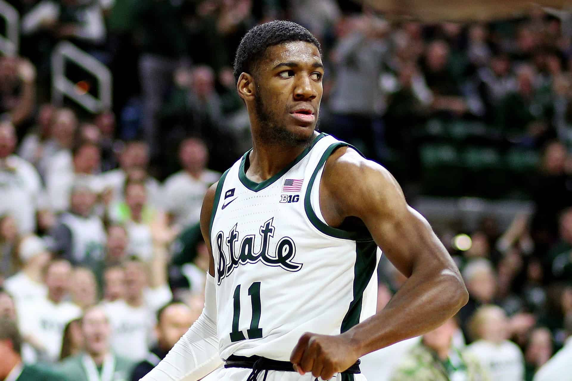 Michigan State Aaron Henry