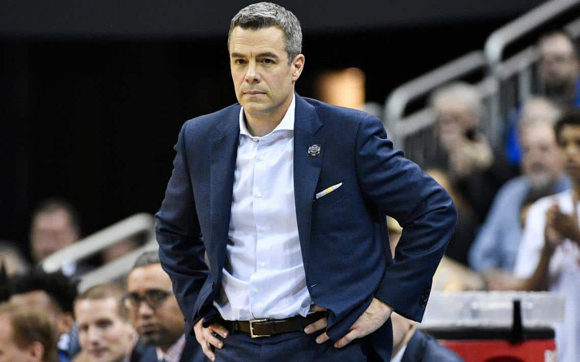 BasketballNcaa - Virginia