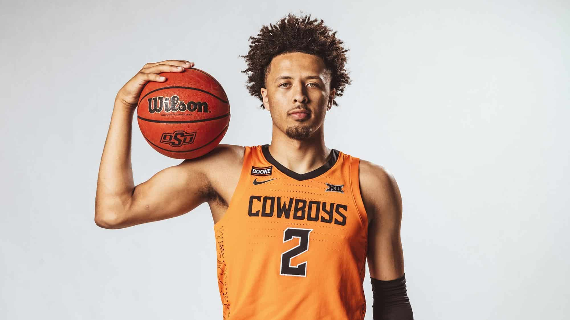Cade Cunningham Oklahoma State
