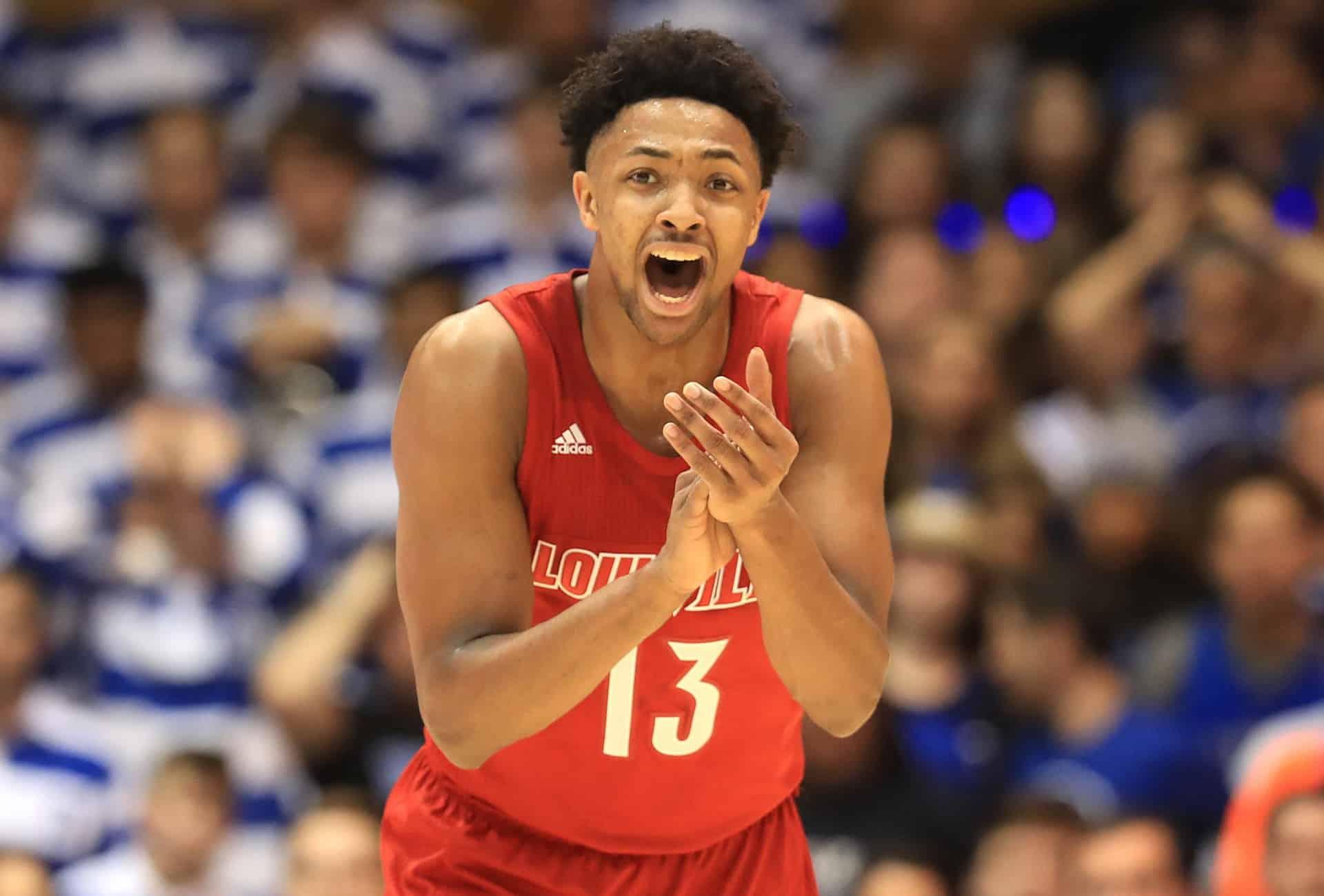 David Johnson Louisville at Duke