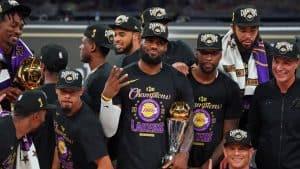 BasketballNcaa - Los Angeles Lakers
