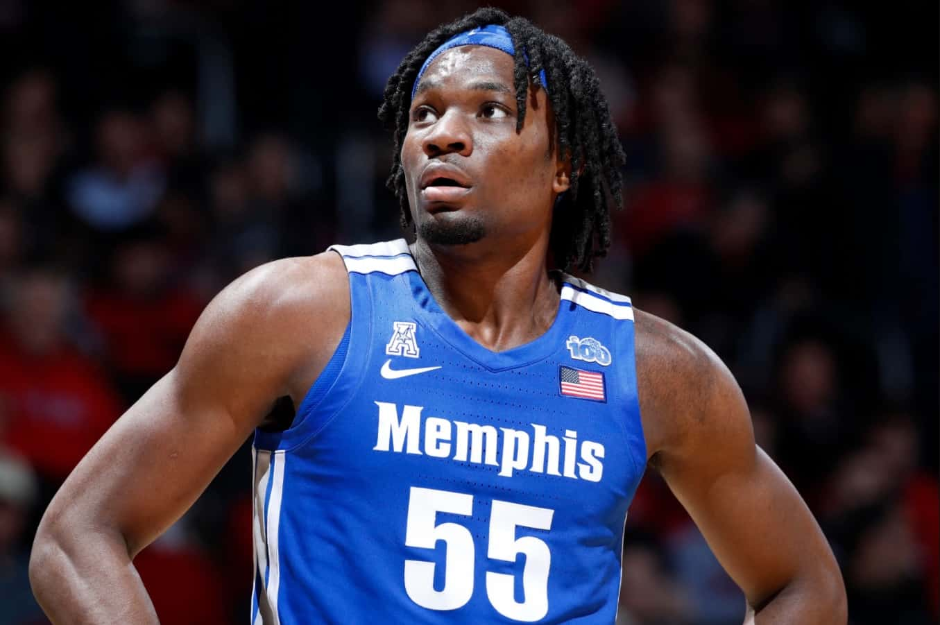Precious Achiuwa Memphis Draft