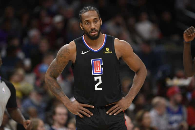 Clippers, Leonard, George