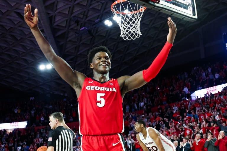 BasketballNcaa - Anthony Edwards