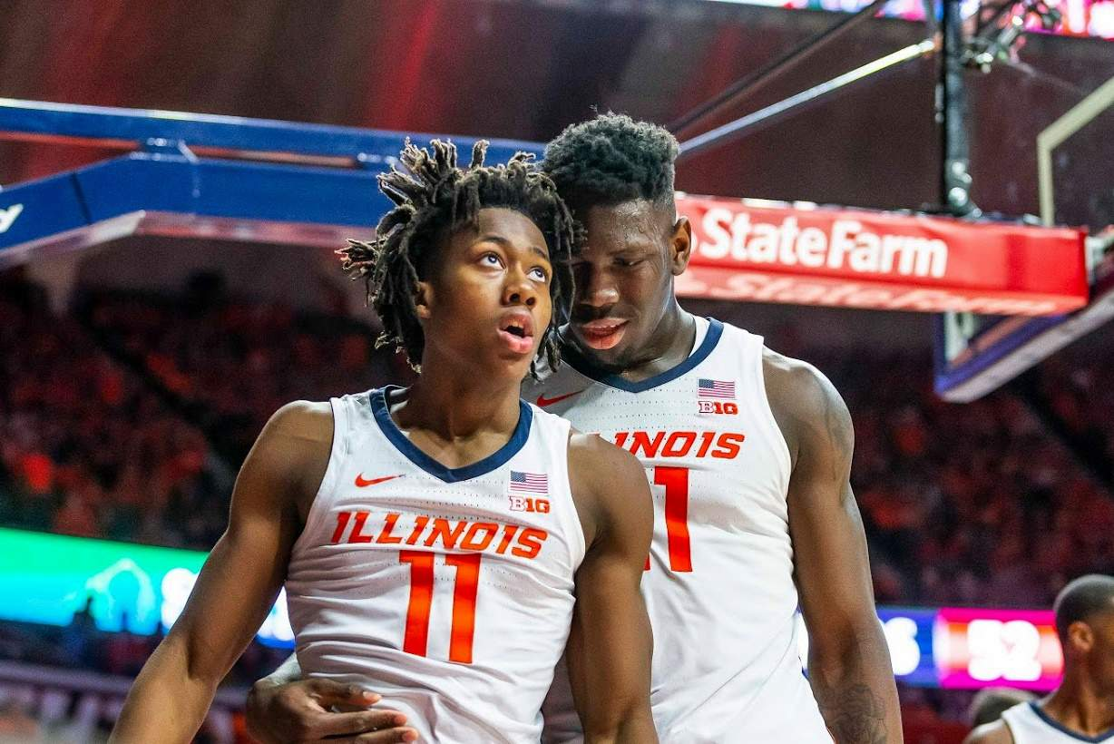 Preseason Top 25 - N. 10 - Illinois