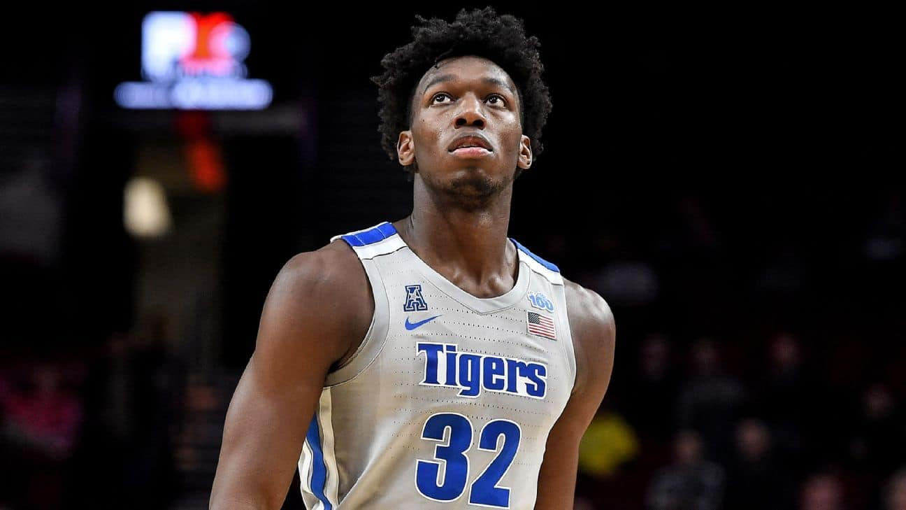Verso il Draft 2020 - James Wiseman