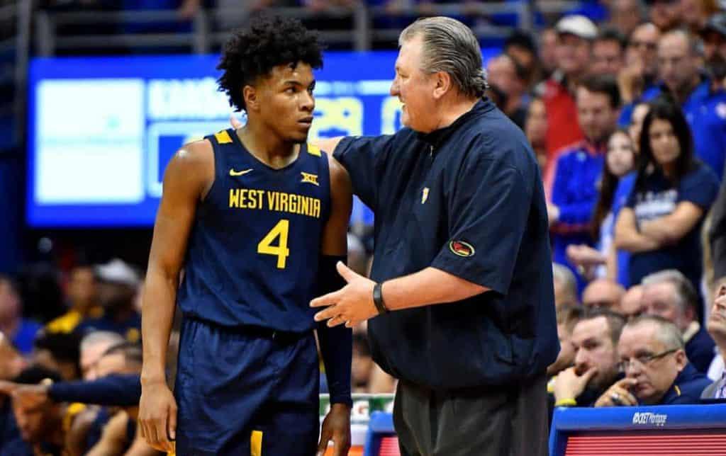 McBride e coach Huggins