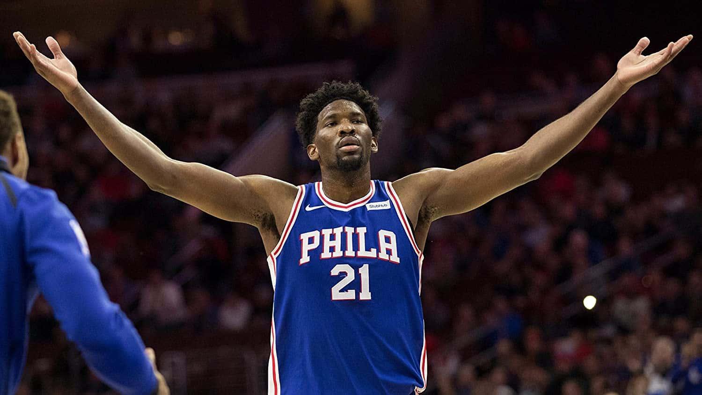 Joel Embiid da MVP e i  Philadelphia 76ers volano