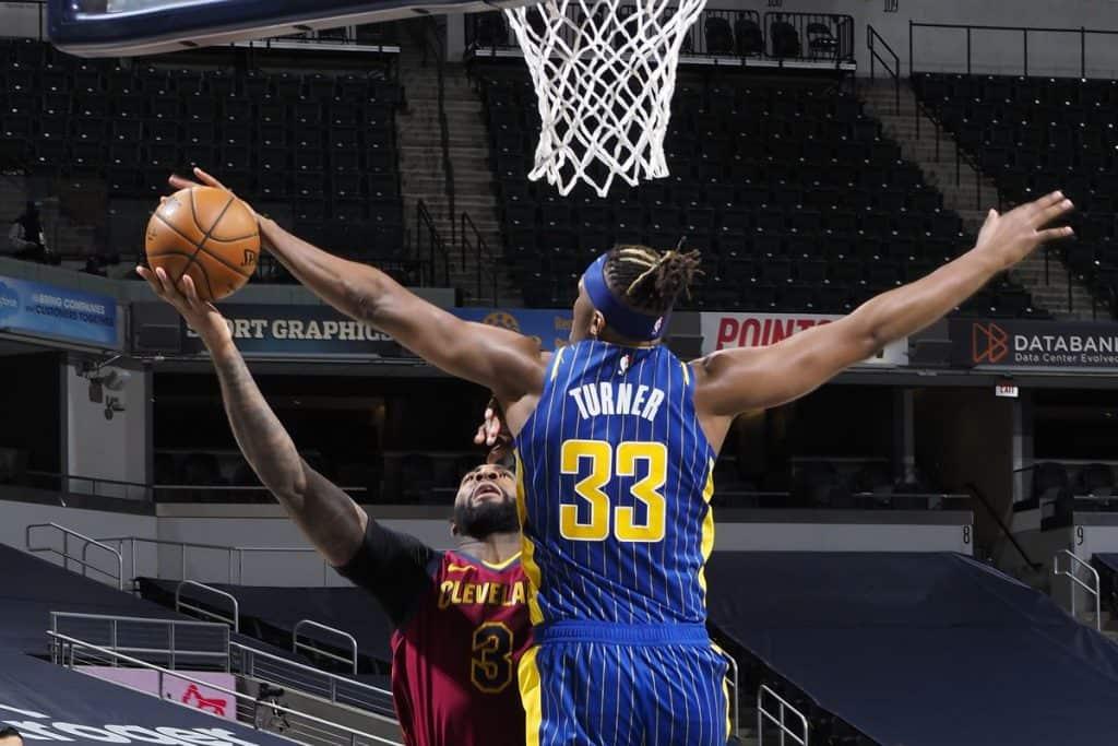 BasketballNcaa - Myles Turner