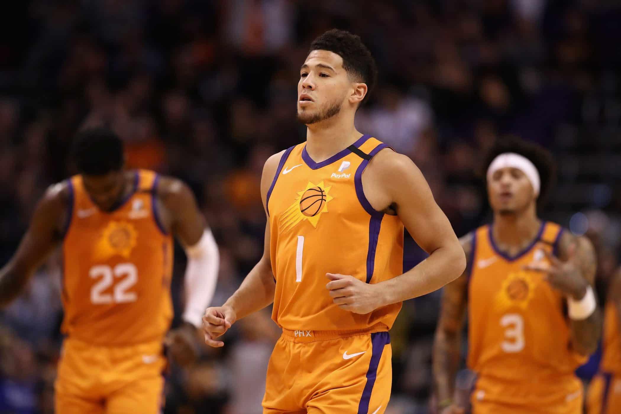 BasketballNcaa - Phoenix Suns
