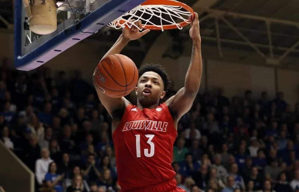 David Johnson - Louisville
