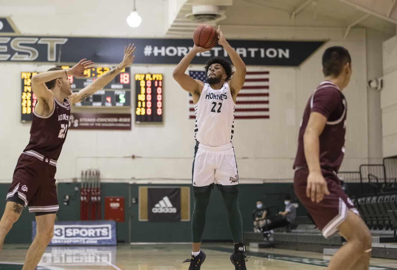 Ethan Esposito Sacramento State Hornets Montana