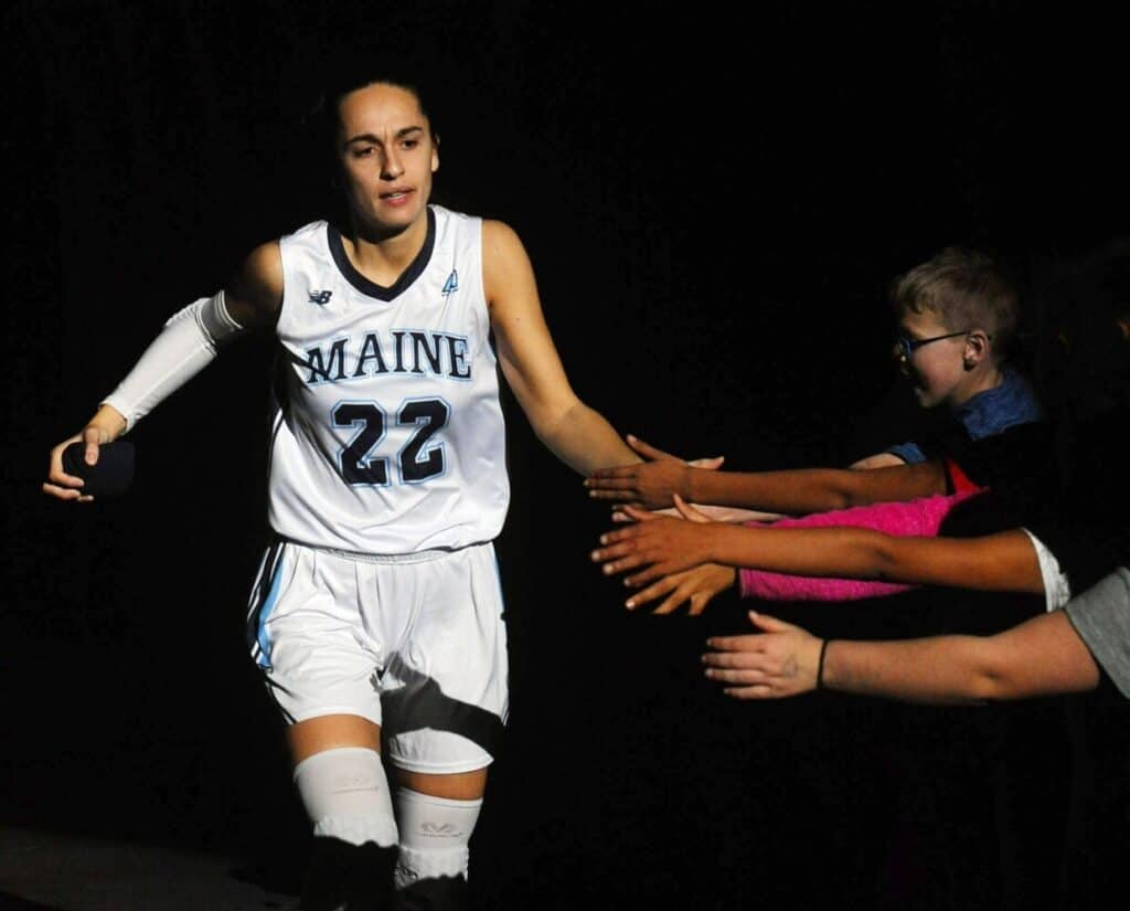 Blanca Millán, un sueño llamado WNBA
