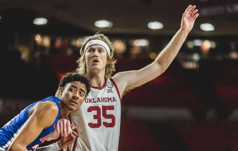 Brady Manek - Oklahoma