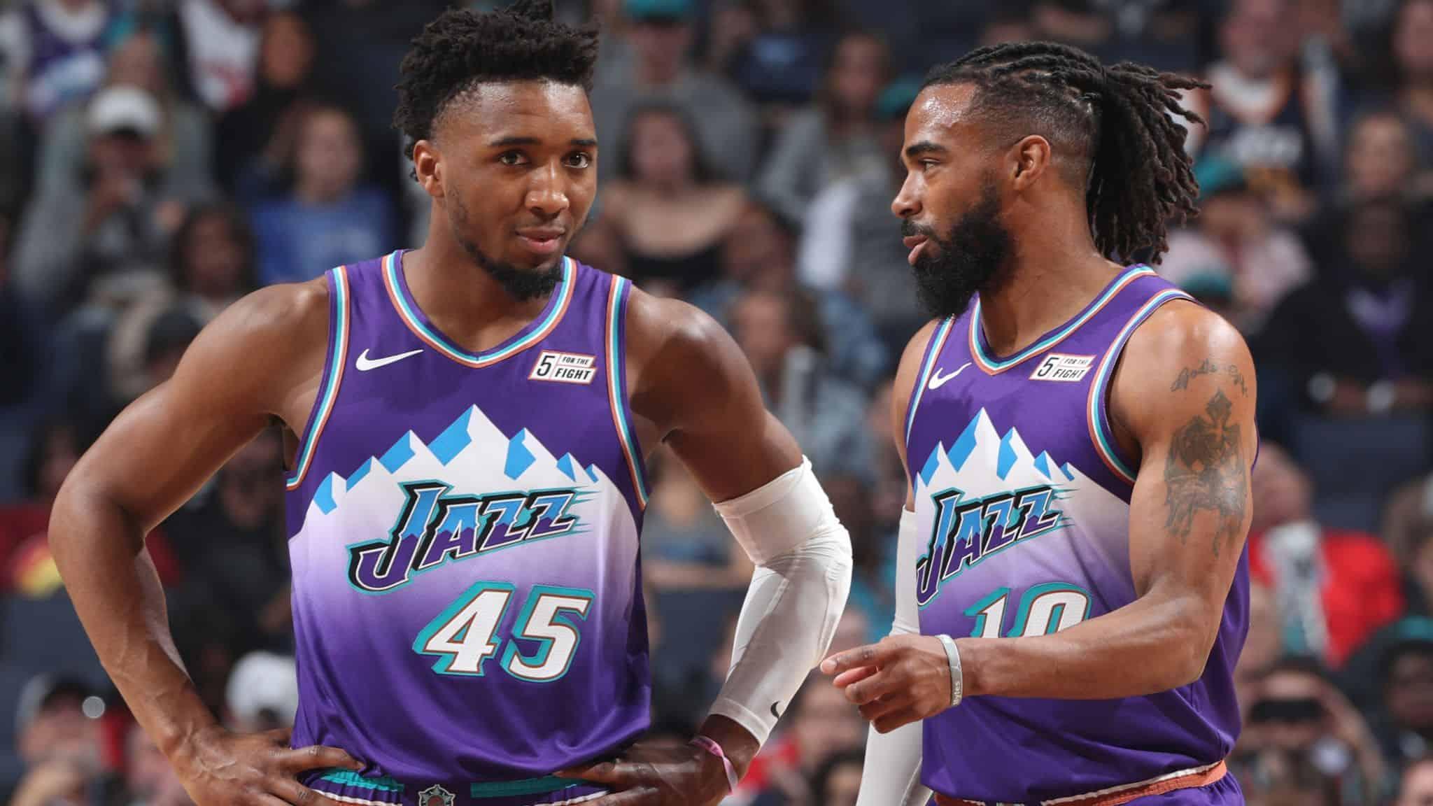 BasketballNcaa - Utah Jazz