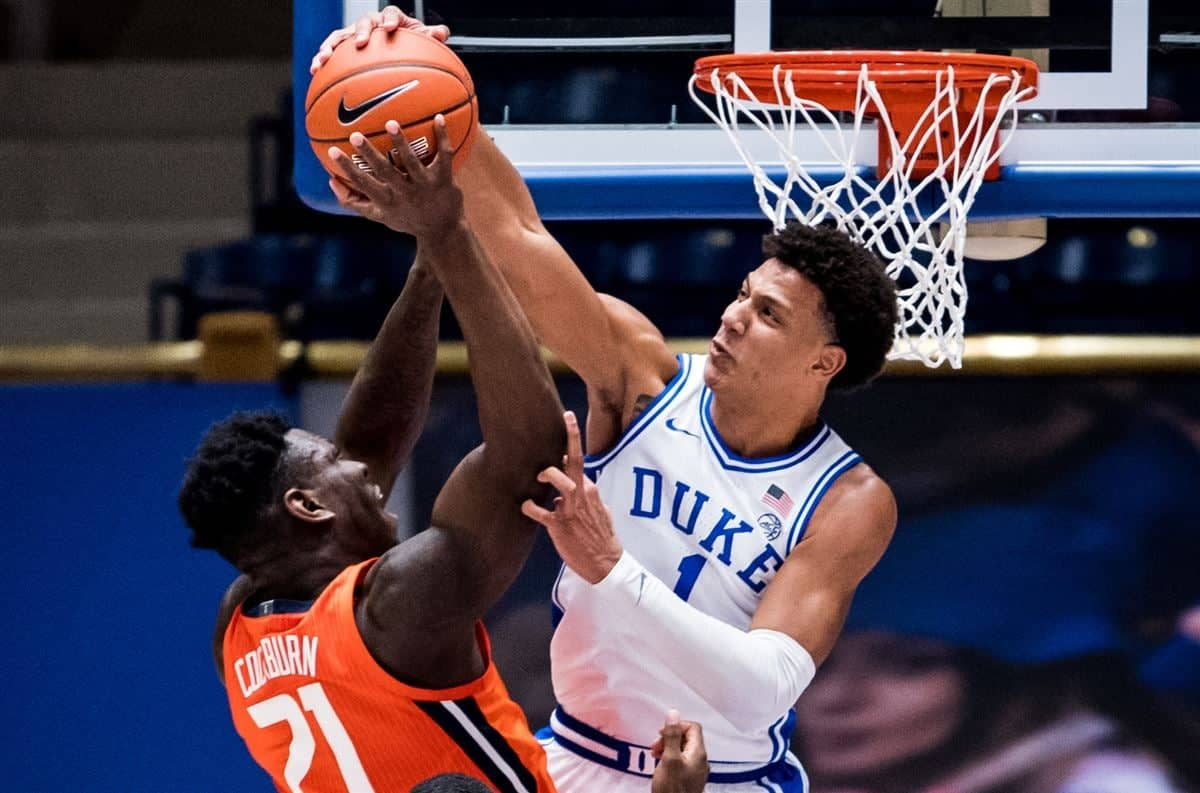 Jalen Johnson scappa via da Duke