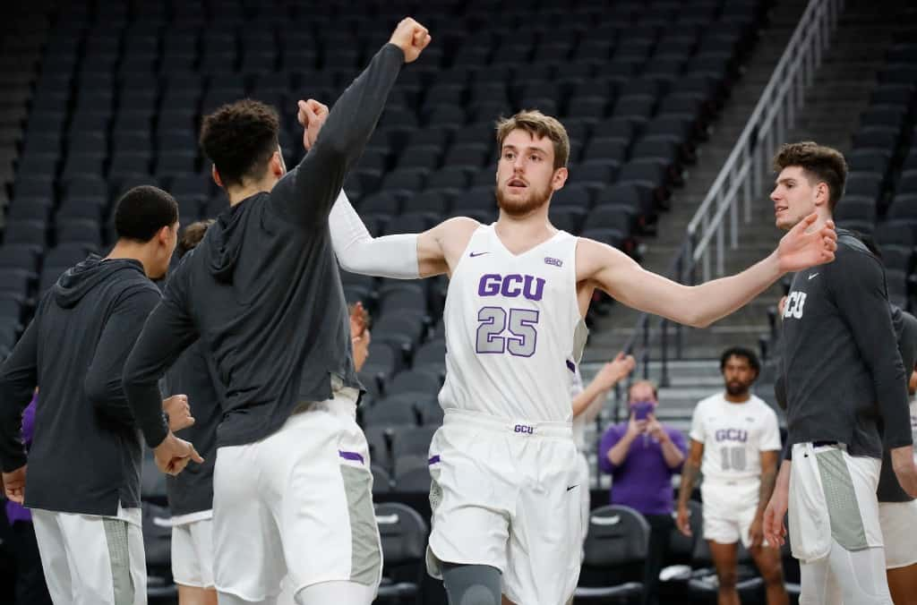 Alessandro Lever GCU March Madness