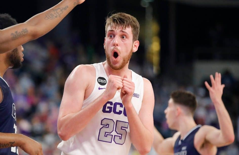 Alessandro Lever Grand Canyon GCU Cal Baptist