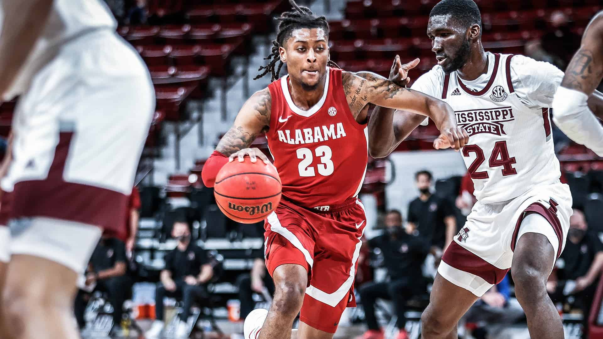 BasketballNcaa - Alabama Crimson Tide