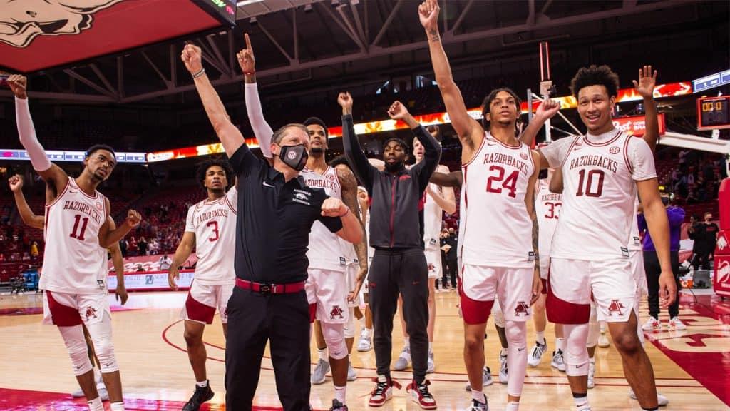 BasketballNcaa - Arkansas Razorbacks